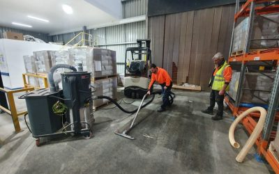 Vacuum Systems Vs Dust Collectors: Understanding the Basics
