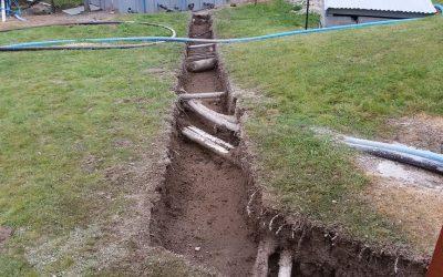 Hydro Excavation VS Auger