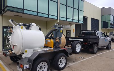 Stormwater Pit Cleaning