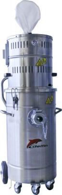 Delfin ATEX 802 WD Z2 22 MT Vacuum - stainless steel