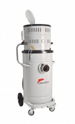 Delfin ATEX 802 WD Z2 22 MT Vacuum - white