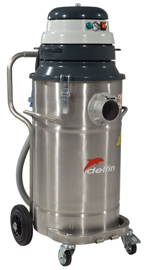 Delfin Single Phase Brushless Z22 802BL WD Vacuum