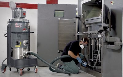 When to use an INERT Vacuum
