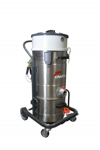 Combustible Dust / Compressed Air : 202-DS-AIREX Vacuum