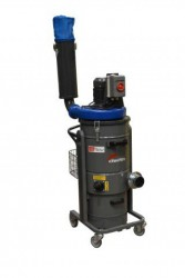 Delfin Three Phase - Airflow EV 420 Industrial Vacuum