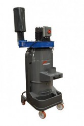 Delfin Three Phase - Airflow EV AP 500 Industrial Vacuum
