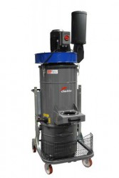 Delfin Three Phase - Airflow EV AP 560 Industrial Vacuum