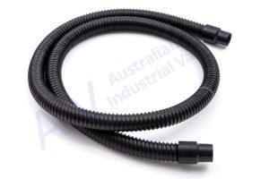 Abrasion resistant antistatic rubber hose