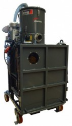 Delfin CVS - C600 T125 Vacuum