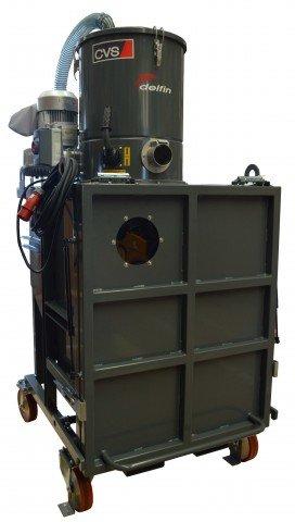 Delfin CVS - C600 T75 Vacuum