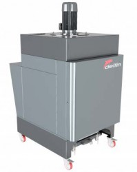 Delfin Three Phase ZEFIRO CUBE 20 Dust Collector