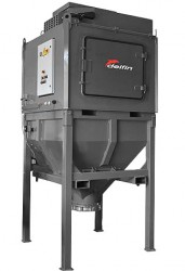 High Pressure Industrial Vacuum DHV HOPPER range