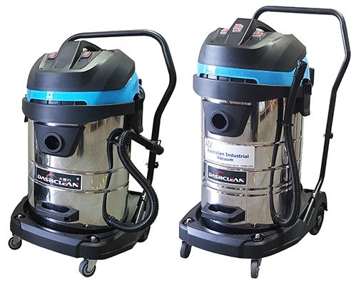 Dashclean B Series Industrial Wet & Dry Vacuums