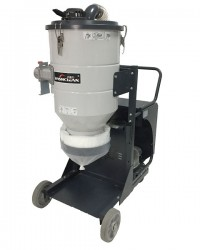 Dashclean Continuous Bagging - 1 Stage Filtering - G41 Series Vacuum