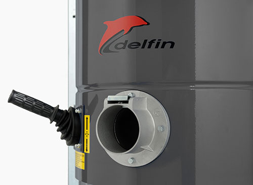 Delfin DG EXP Manual Filter Shaker