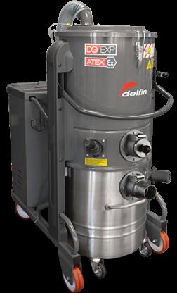 Delfin DG 50/70 EXP Z22 Inert Vacuum