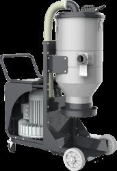 Dashclean Three phase continuous bagging G4 Series Vacuum