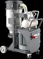 Dashclean Three Phase continuous bagging G6 Series vacuum