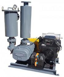 Enduro UteVac Contractor Vacuum