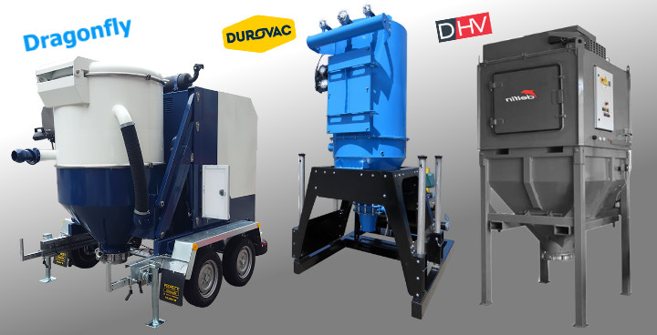 LArge Vacuum Units for Industrial Applications