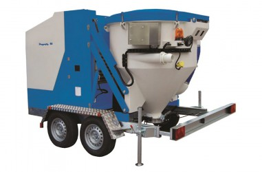 Large Industrial Unit - Dragonfly 40 Vacuum Loader