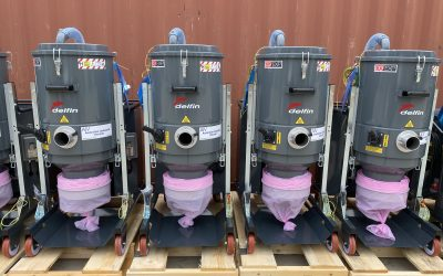Longopac Vacuums; Safety from Start to Finish