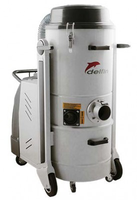 Delfin three phase Mistral 4534 vacuum