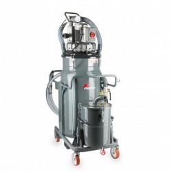 Delfin Three Phase OIL & CHIPS Vacuum - TECNOIL 200IF T