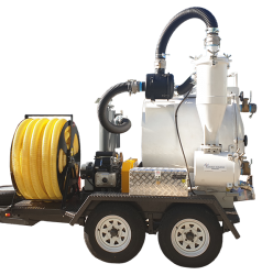 SR-1000 EnduroVac Contractor Vacuum System