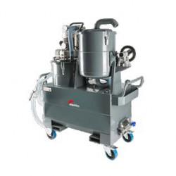 Three phase Tecnoil 400 Vacuum