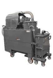 Three phase Tecnoil 600 Vacuum