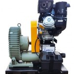 TradieVac 14Hp Vacuum Unit