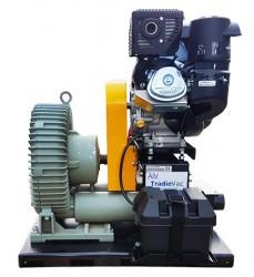 TradieVac 14Hp Contractor Vacuum Unit
