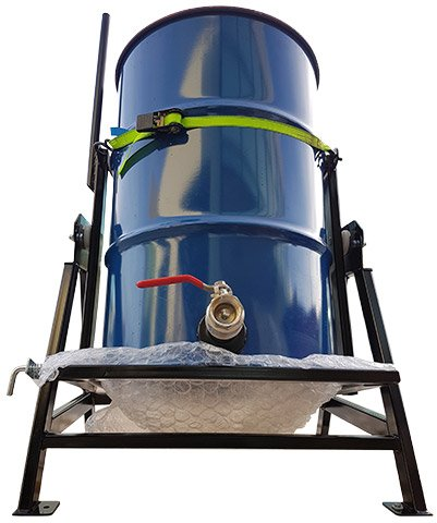 Drum Tipper for 205 litre Collection Drum