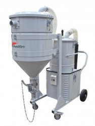 Delfin Three Phase - DIRECT X - AF MOBILE Vacuum