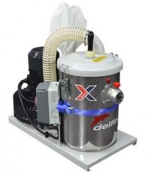 Three Phase - DIRECT X - DBF Vacuum