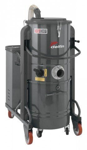 Delfin Three Phase - DG30 EXP Vacuum