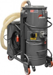 Delfin Three Phase - DG50 EXP Asbestos Vacuum