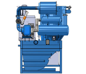 Powerlift Industrial Portable Vacuum