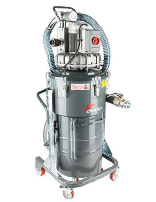 Three phase Tecnoil 100IF Vacuum